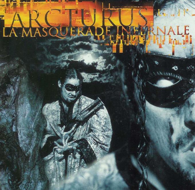 Illustration photo for La Masquerade Infernale page